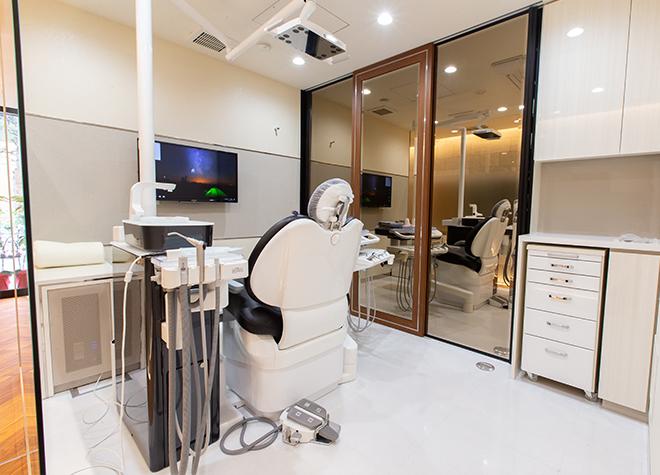一番町小川歯科クリニック 半蔵門 診療室