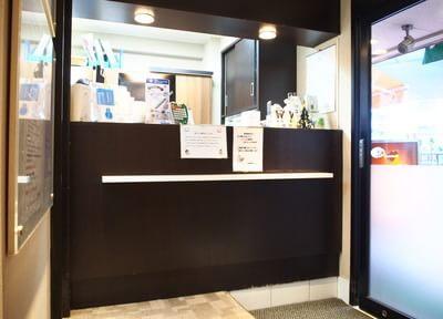 久保田歯科クリニック 金町 受付の写真