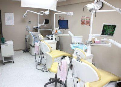 久保田歯科クリニック 金町 診療室の写真