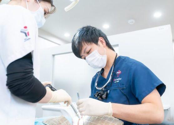 代田橋の世田谷シティ歯科 歯科医師