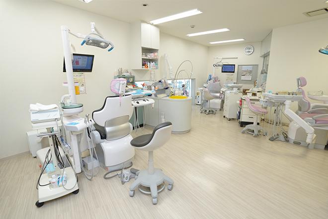 佐藤歯科医院 亀有 診療室