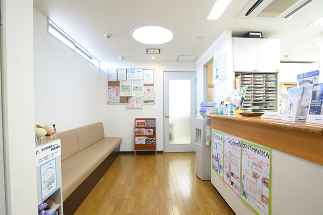 佐藤歯科医院 亀有 院内