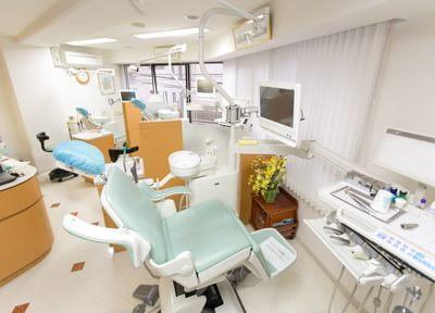 北川歯科クリニック 新宿 院内
