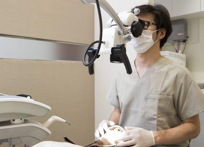 多摩府中うめはら歯科 歯科医師の写真