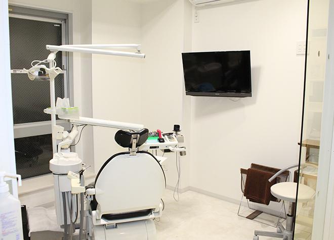 小林歯科医院 亀有 診療室