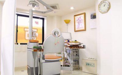 市川歯科 新大久保 診療室