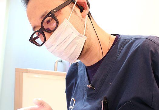 後楽園デンタルオフィス 歯科医師の写真