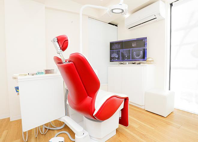 成城さくら歯科 診療室の写真