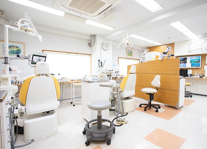 新大久保礒田歯科医院 診療室