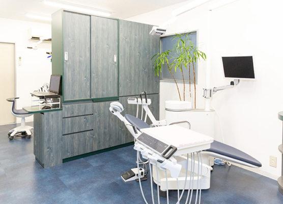 新日本歯科 早稲田 診療室