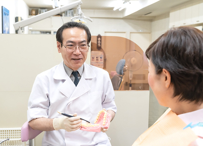 村上歯科医院 東武練馬 歯科医師