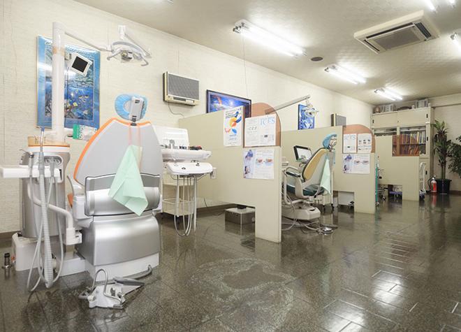 村上歯科医院 東武練馬 診療室