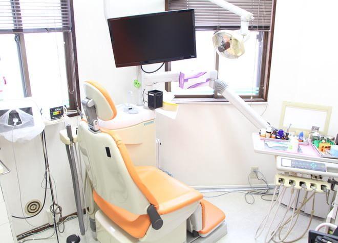 田中歯科医院 西荻窪 診療室の写真