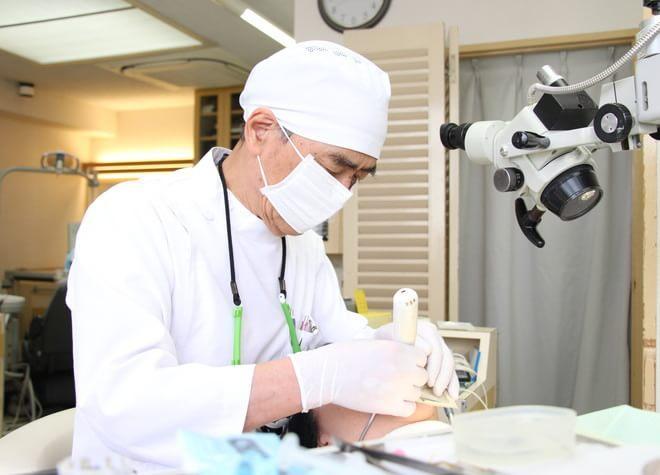 鈴木歯科医院 成城学園前駅 歯科医師の写真