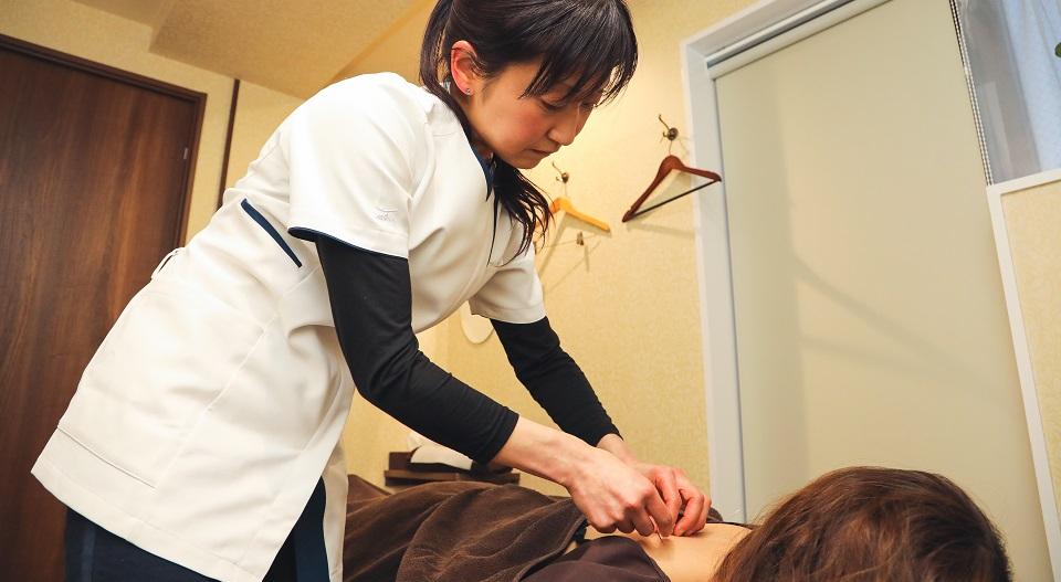 鍼灸あんまマッサージ指圧 ひとみ治療院 鍼灸