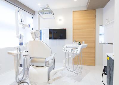 阿佐谷北 松平歯科クリニック 診療室の写真