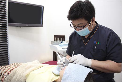 駒込歯科クリニック 田端 歯科医師の写真