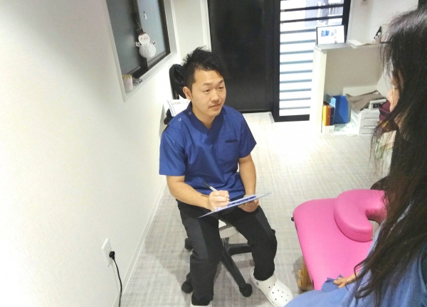 A&S鍼灸治療院 千歳烏山 鍼師