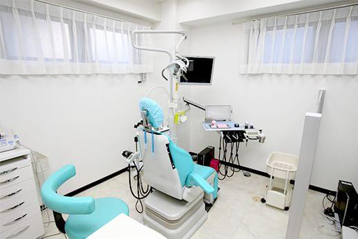 YOU歯科クリニック 亀有 診療室