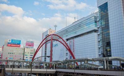 【2021最新】立川駅周辺のコインロッカー情報まとめ!安い、大型、冷蔵など