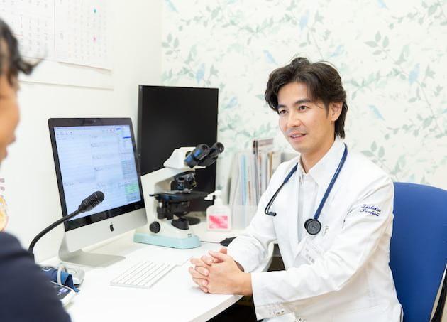 いわぶち内科と泌尿器科のクリニック 大島 泌尿器科の専門医