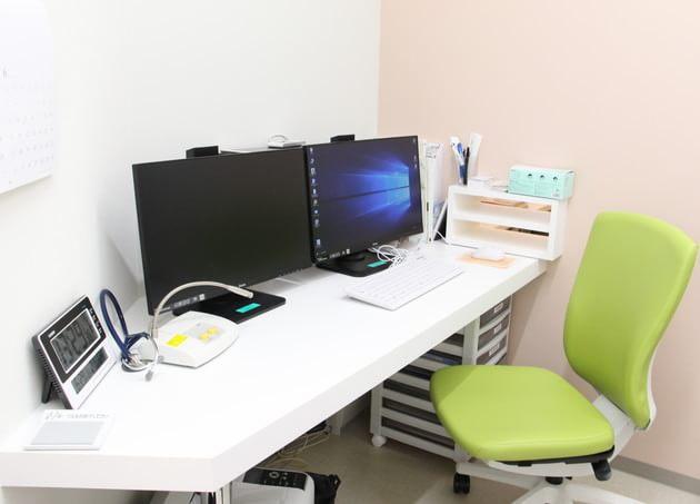 さくら内視鏡クリニック品川 診療室