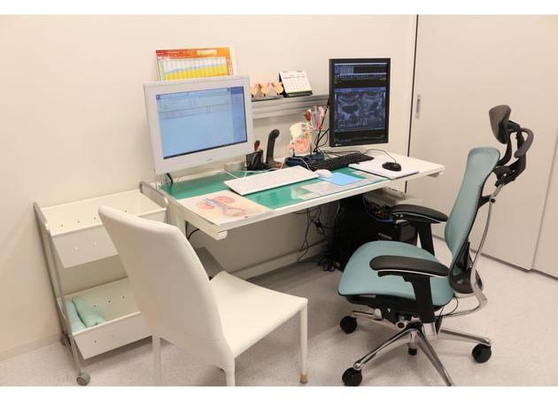 井口腎泌尿器科 船堀 診療室