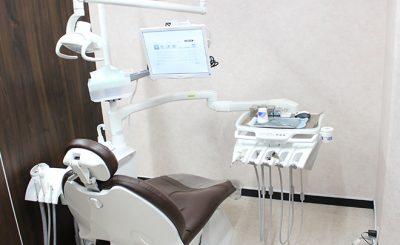 市ヶ谷コンシェル歯科クリニック 診療室