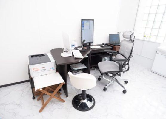 新宿グリーンタワー内科クリニック 診療室