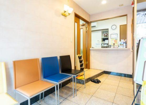 野村歯科医院 六本木 待合室