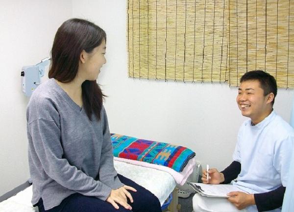 阪口治療院 青山 鍼灸師