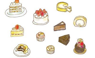 高幡不動・南平駅近く*かわいい・オシャレ*おすすめケーキまとめ