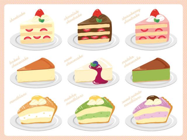 【クリスマス・誕生日】渋谷区の人気ホールケーキ5選!安くてカワイイ