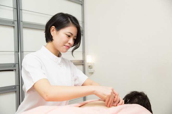 ANTS 鍼灸整体院 飯田橋 女性鍼灸師