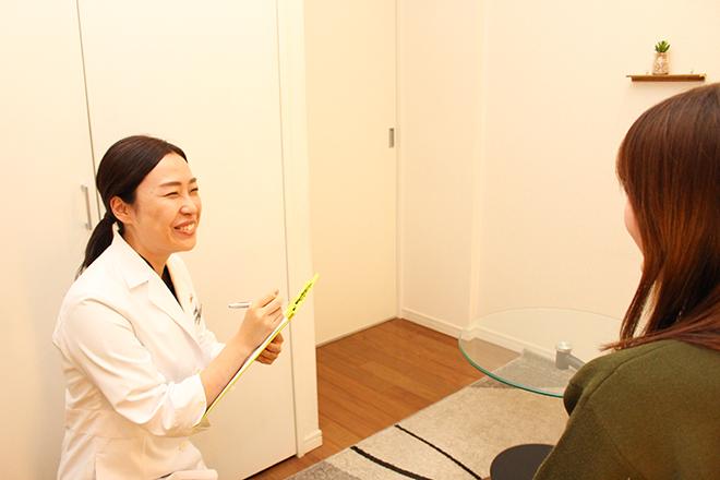 HARINIQ銀座 東銀座 鍼灸師