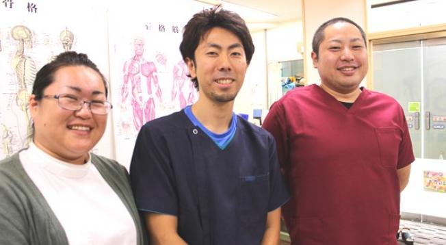 SUN鍼灸整骨院 板橋 鍼灸師