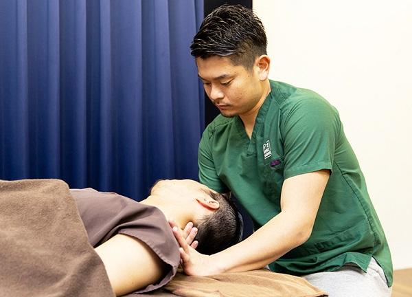 さつま骨格矯正鍼灸整骨院 渋谷 整体