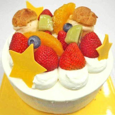 ケーキファクトリースマイル ショートケーキ