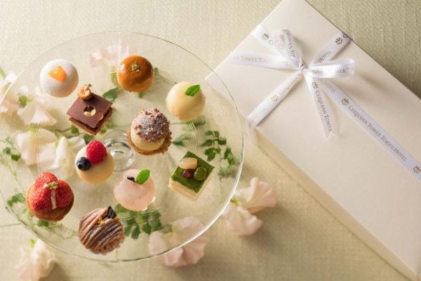 セルリアンタワー東急ホテル ペストリーショップ 焼き菓子