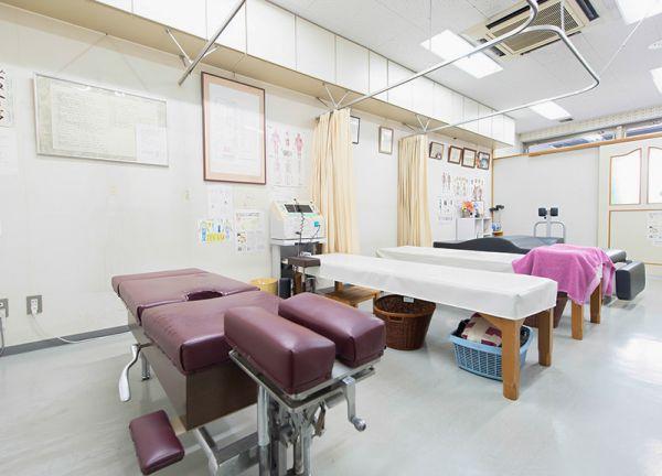 大和田筋整復院 押上 院内
