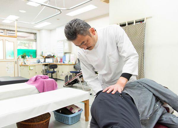 大和田筋整復院 押上 骨盤矯正