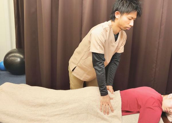 東中野Motthi鍼灸マッサージ整骨院 骨盤矯正