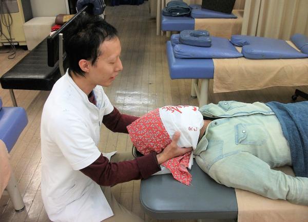 荒川鍼灸整骨院 整体師