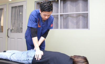 Ichigayaの鍼灸整骨院 市ヶ谷 骨盤矯正