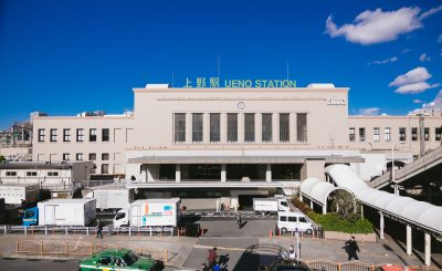 上野駅で深夜や朝まで利用できるファミレス3選【夜遅くまで営業】