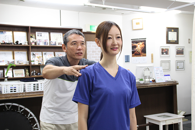 S字整体わが家 三軒茶屋 整体師