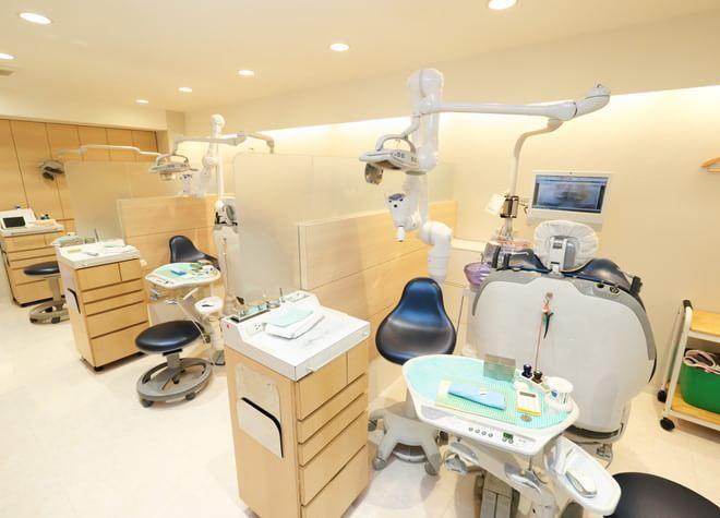 あべ歯科医院 国分寺 診療室