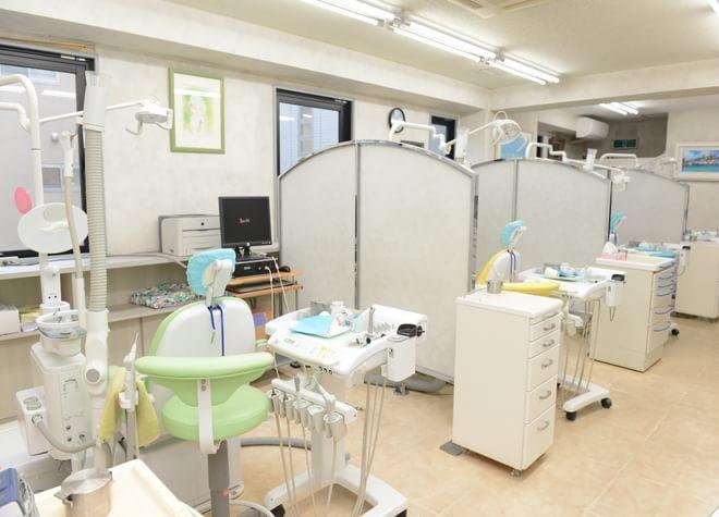 あらい歯科医院 北千住 診療室