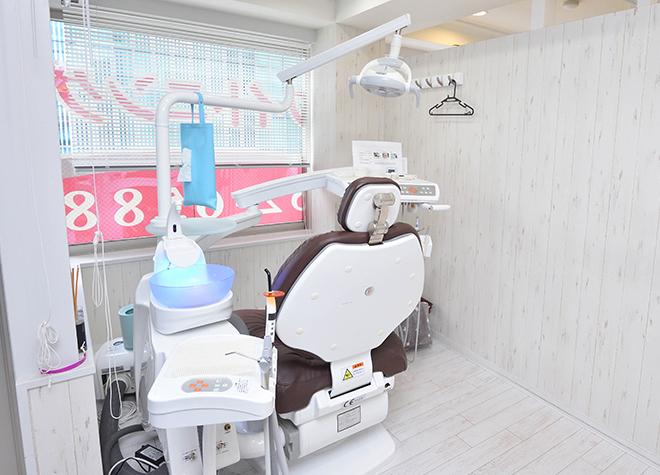 さくらプラチナム歯科 完全個室の診療室