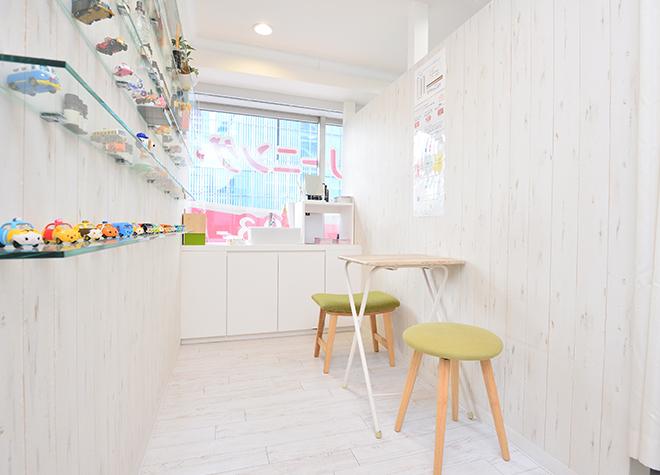 さくらプラチナム歯科 渋谷 待合室